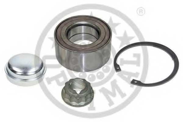 Комплект подшипника ступицы колеса OPTIMAL 401657 - изображение