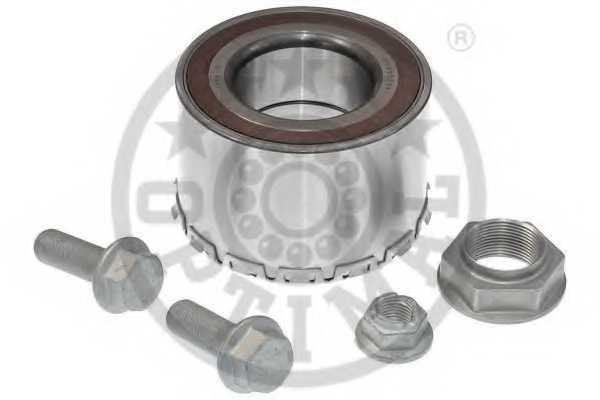 Комплект подшипника ступицы колеса OPTIMAL 401904 - изображение