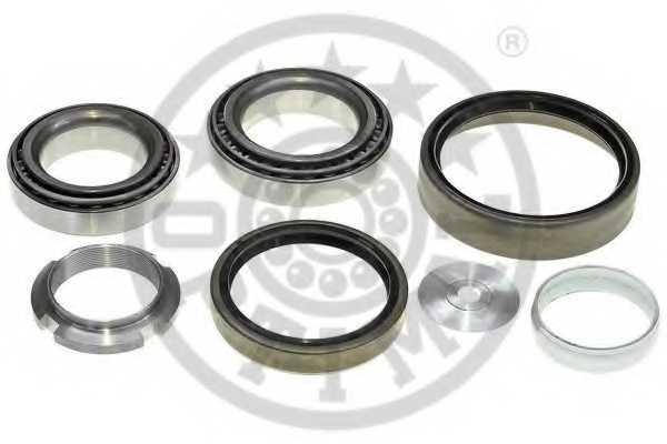 Комплект подшипника ступицы колеса OPTIMAL 402030 - изображение