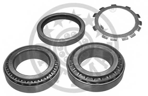 Комплект подшипника ступицы колеса OPTIMAL 402119 - изображение
