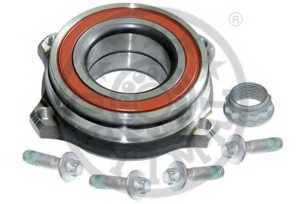 Комплект подшипника ступицы колеса OPTIMAL 402293 - изображение