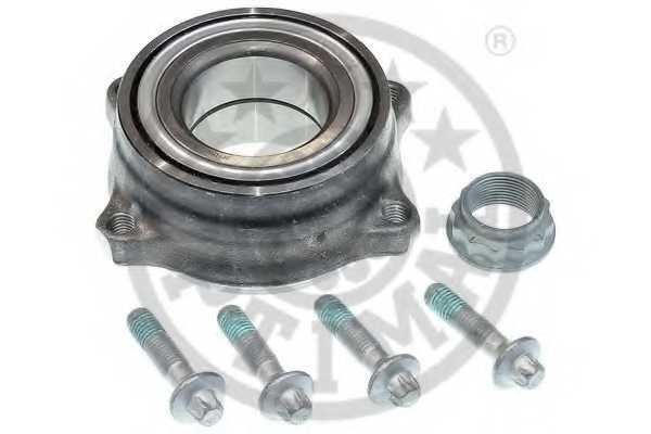 Комплект подшипника ступицы колеса OPTIMAL 402505 - изображение 1