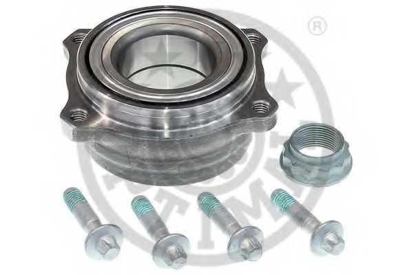 Комплект подшипника ступицы колеса OPTIMAL 402505 - изображение