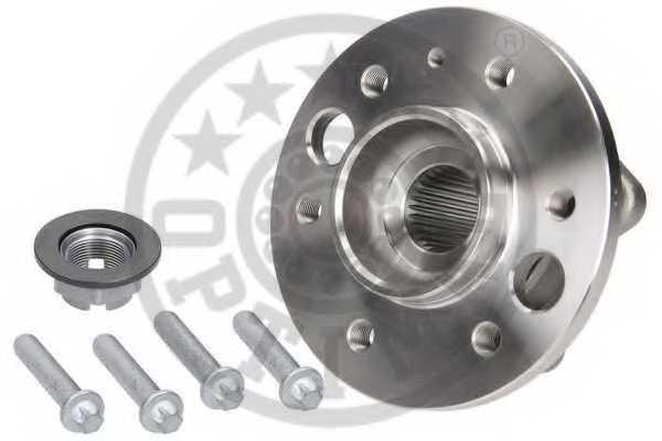 Комплект подшипника ступицы колеса OPTIMAL 402912 - изображение 1