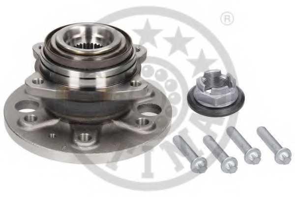 Комплект подшипника ступицы колеса OPTIMAL 402912 - изображение