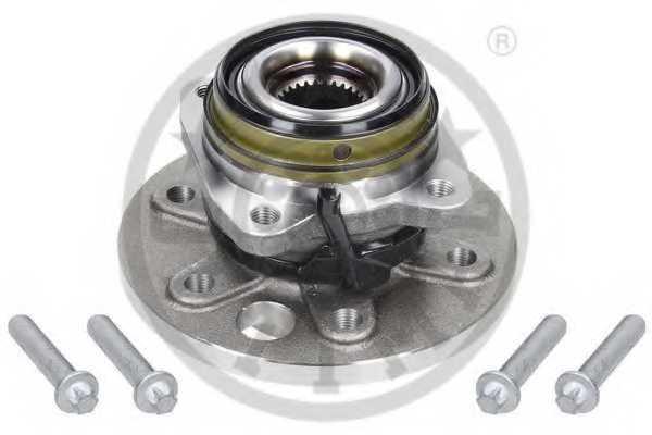 Комплект подшипника ступицы колеса OPTIMAL 402914 - изображение 1