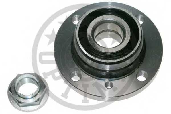 Комплект подшипника ступицы колеса OPTIMAL 501088 - изображение