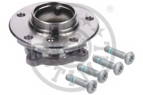 Комплект подшипника ступицы колеса OPTIMAL 501105 - изображение 1