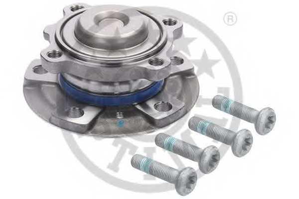 Комплект подшипника ступицы колеса OPTIMAL 501105 - изображение