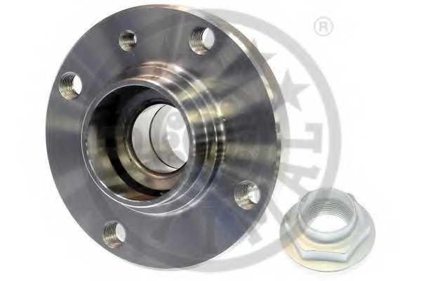 Комплект подшипника ступицы колеса OPTIMAL 501112 - изображение 1