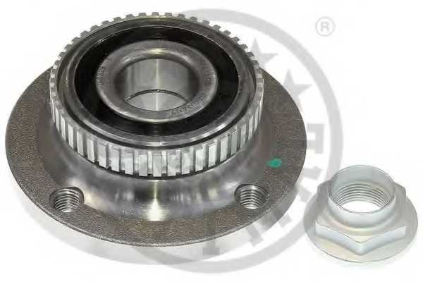 Комплект подшипника ступицы колеса OPTIMAL 501112 - изображение