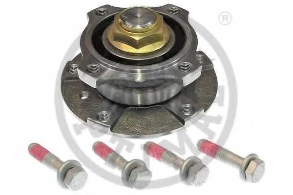 Комплект подшипника ступицы колеса OPTIMAL 501121 - изображение