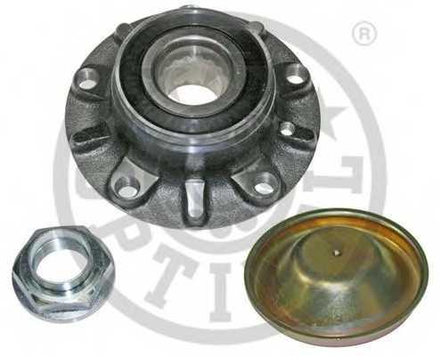 Комплект подшипника ступицы колеса OPTIMAL 501133 - изображение
