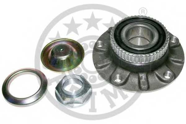 Комплект подшипника ступицы колеса OPTIMAL 501136 - изображение