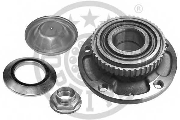 Комплект подшипника ступицы колеса OPTIMAL 501170 - изображение