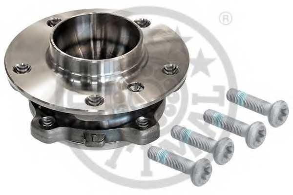 Комплект подшипника ступицы колеса OPTIMAL 501501 - изображение 1