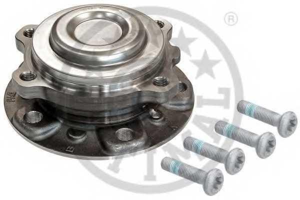Комплект подшипника ступицы колеса OPTIMAL 501501 - изображение