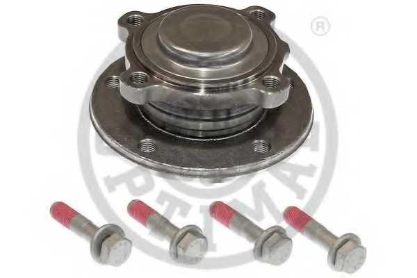 Комплект подшипника ступицы колеса OPTIMAL 501513 - изображение