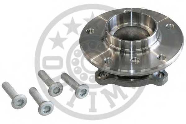 Комплект подшипника ступицы колеса OPTIMAL 501607 - изображение 1