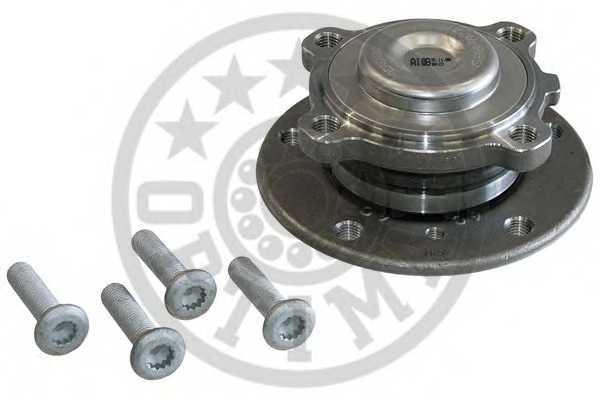 Комплект подшипника ступицы колеса OPTIMAL 501607 - изображение