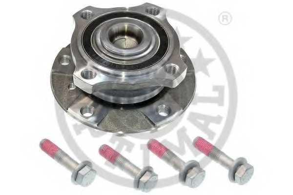 Комплект подшипника ступицы колеса OPTIMAL 501653 - изображение