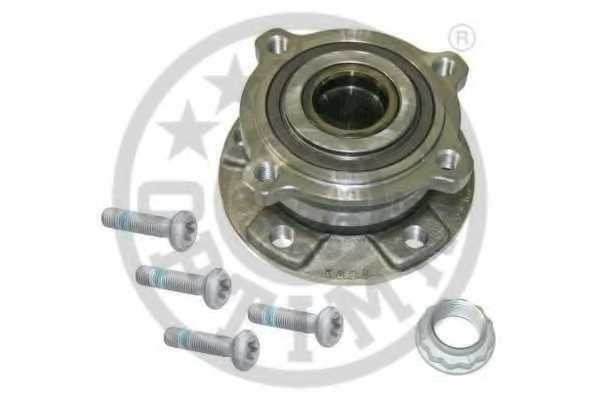 Комплект подшипника ступицы колеса OPTIMAL 501701 - изображение