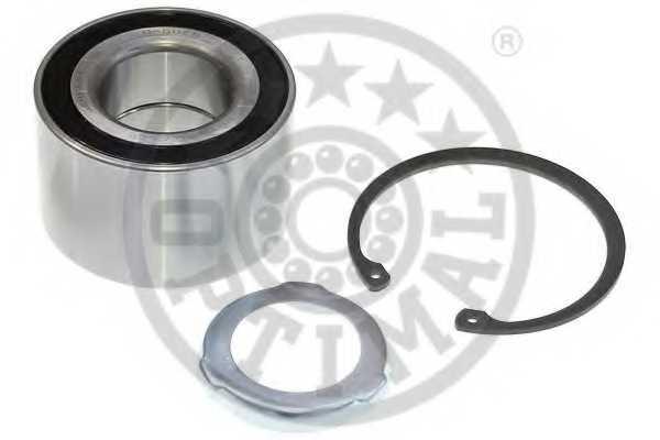 Комплект подшипника ступицы колеса OPTIMAL 502066 - изображение