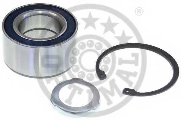 Комплект подшипника ступицы колеса OPTIMAL 502068 - изображение