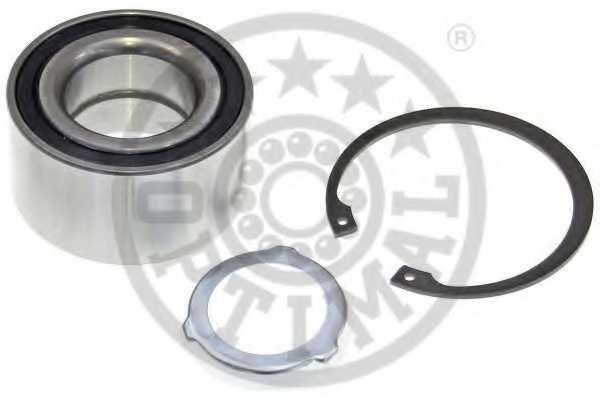 Комплект подшипника ступицы колеса OPTIMAL 502070 - изображение