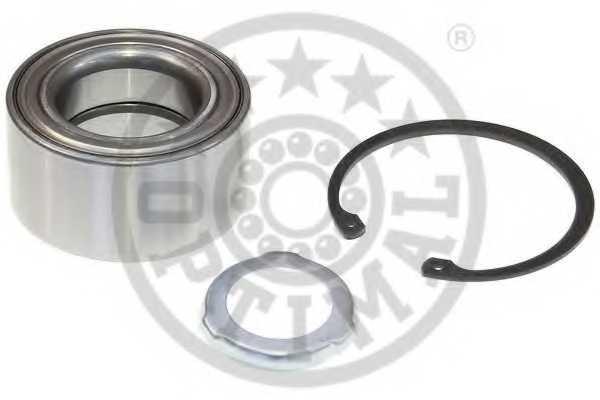 Комплект подшипника ступицы колеса OPTIMAL 502072 - изображение
