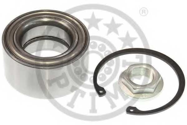 Комплект подшипника ступицы колеса OPTIMAL 502109 - изображение