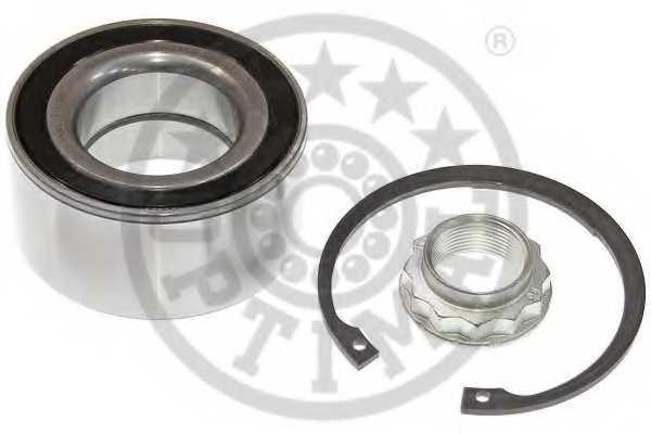 Комплект подшипника ступицы колеса OPTIMAL 502135 - изображение