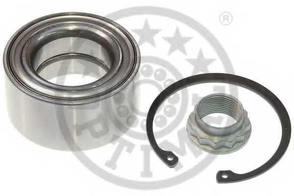 Комплект подшипника ступицы колеса OPTIMAL 502148 - изображение