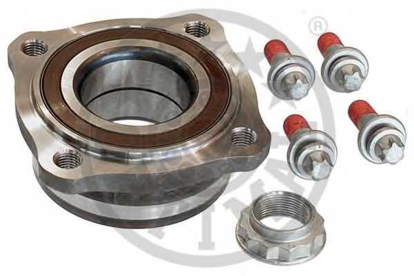 Комплект подшипника ступицы колеса OPTIMAL 502502 - изображение 1