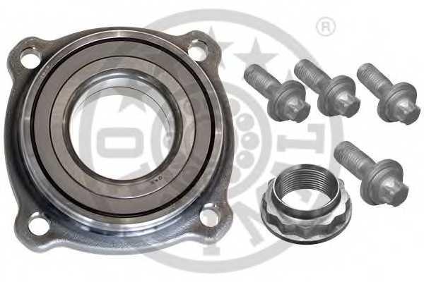 Комплект подшипника ступицы колеса OPTIMAL 502602 - изображение 1
