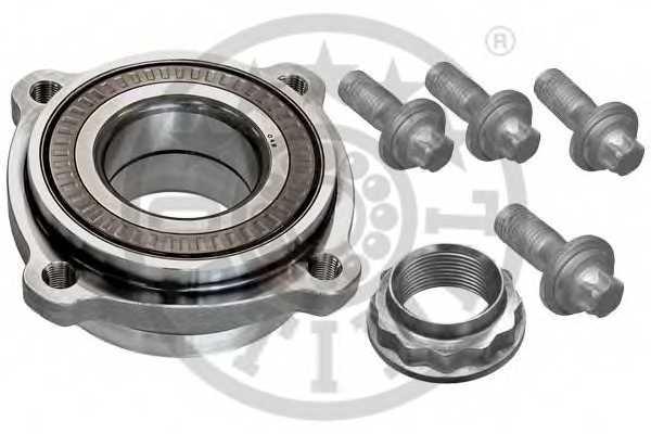 Комплект подшипника ступицы колеса OPTIMAL 502602 - изображение