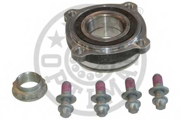 Комплект подшипника ступицы колеса OPTIMAL 502606 - изображение 1