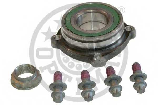 Комплект подшипника ступицы колеса OPTIMAL 502606 - изображение