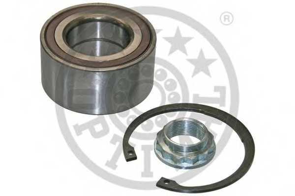 Комплект подшипника ступицы колеса OPTIMAL 502691 - изображение