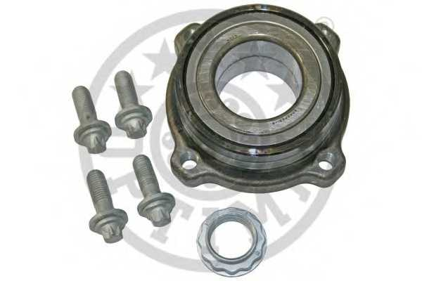 Комплект подшипника ступицы колеса OPTIMAL 502702 - изображение
