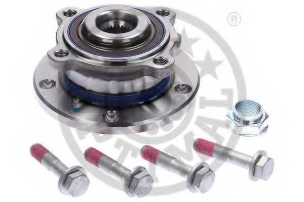 Комплект подшипника ступицы колеса OPTIMAL 502776 - изображение