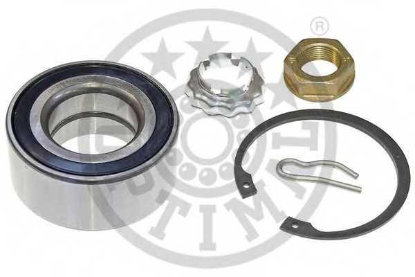 Комплект подшипника ступицы колеса OPTIMAL 600308 - изображение