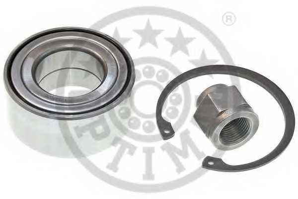 Комплект подшипника ступицы колеса OPTIMAL 601253 - изображение