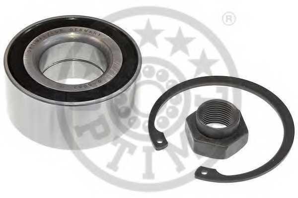 Комплект подшипника ступицы колеса OPTIMAL 601306 - изображение