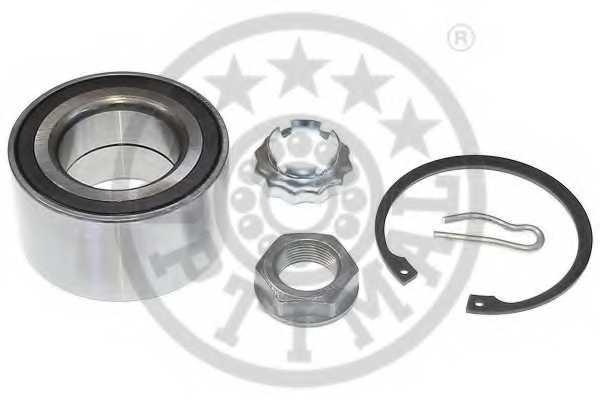 Комплект подшипника ступицы колеса OPTIMAL 601675 - изображение