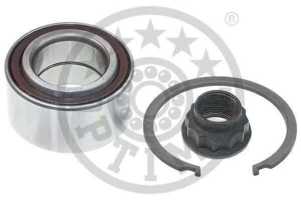 Комплект подшипника ступицы колеса OPTIMAL 601834 - изображение