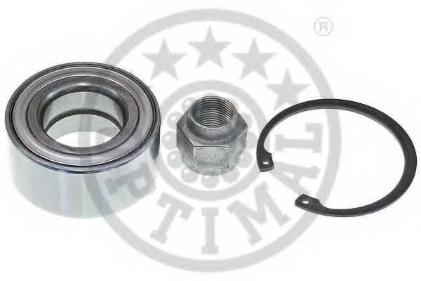Комплект подшипника ступицы колеса OPTIMAL 601916 - изображение