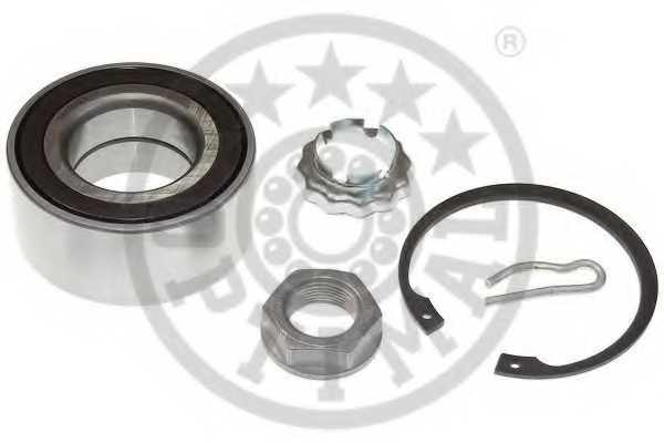 Комплект подшипника ступицы колеса OPTIMAL 601953 - изображение