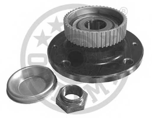 Комплект подшипника ступицы колеса OPTIMAL 602249 - изображение