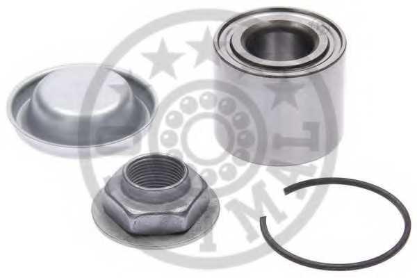 Комплект подшипника ступицы колеса OPTIMAL 602288 - изображение